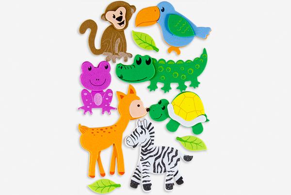 68048110-figuras-eva-adhesiva-3d-animales-selva-1