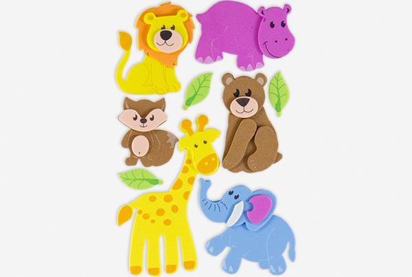 68048111-figuras-eva-adhesiva-3d-animales-selva-2