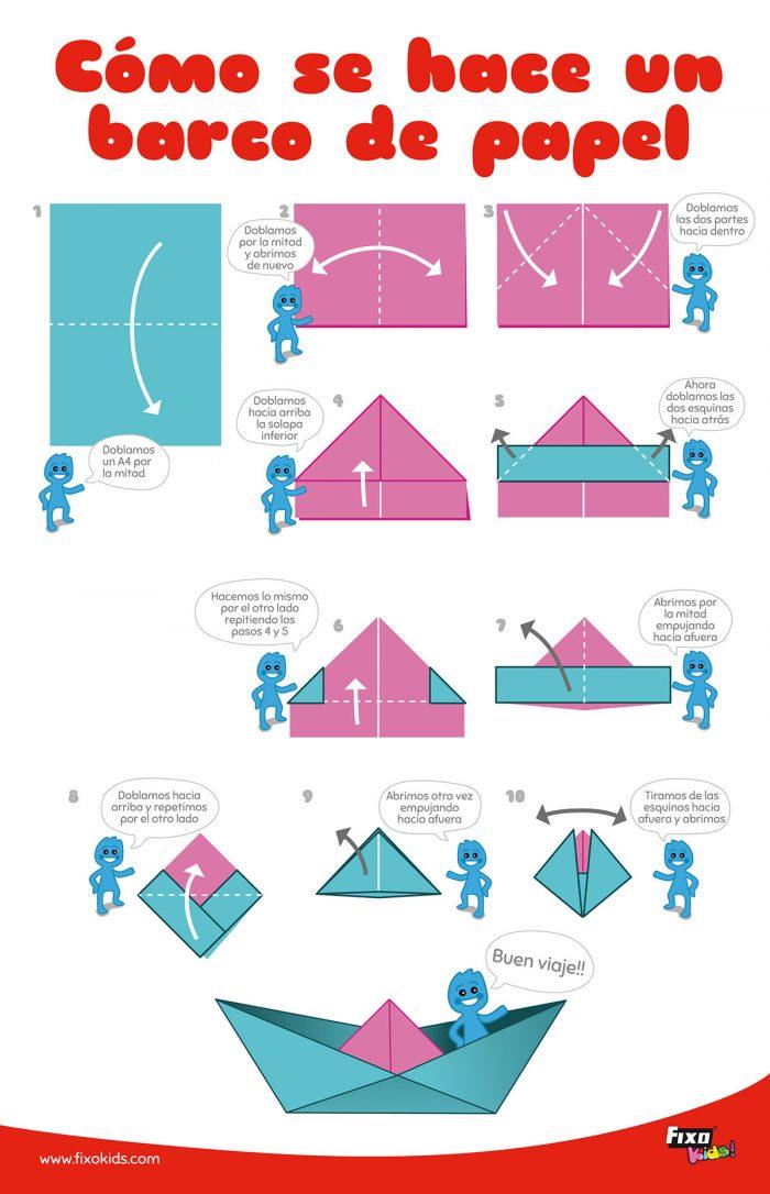 Barco-de-Papel-origami-facil