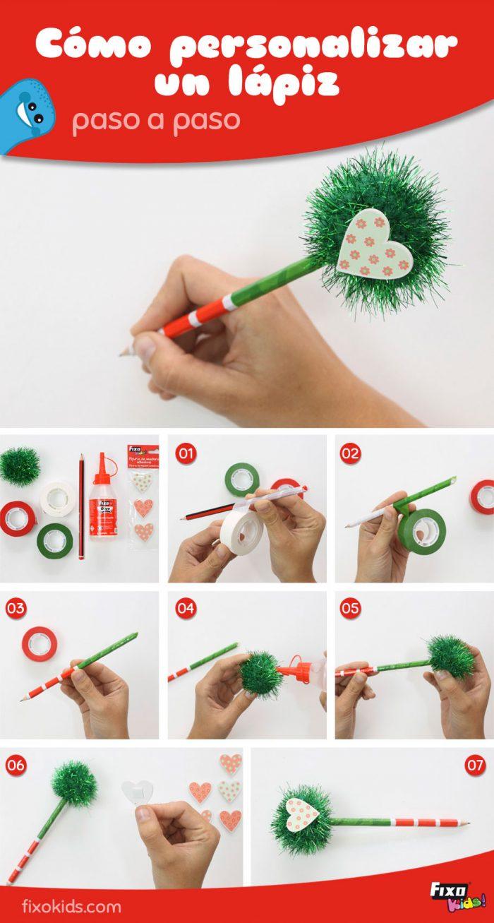 como-decorar-un-lapiz-fixokids