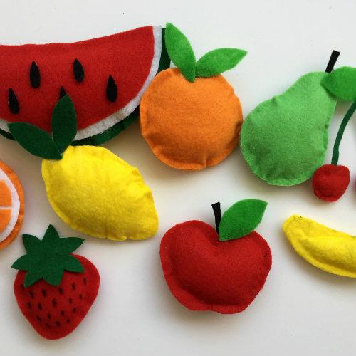 como-hacer-frutas-con-fieltro-fixokids