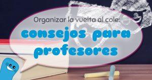 organizar-vuelta-cole-profesores