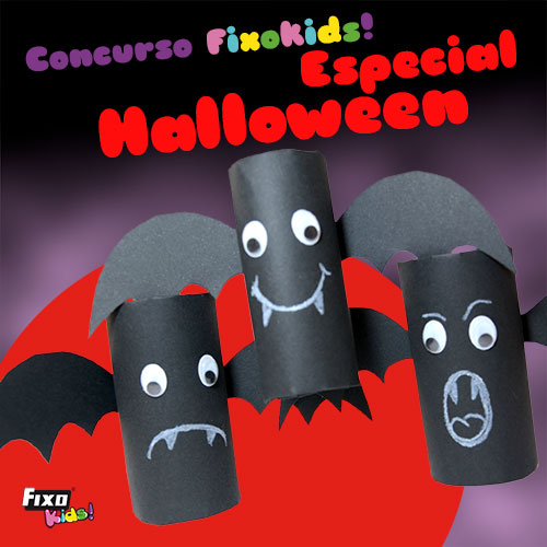 Concurso Fixokids Especial Halloween