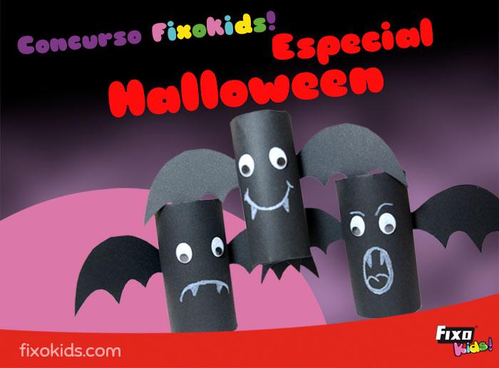 Manualidades Halloween Concurso Fixokids