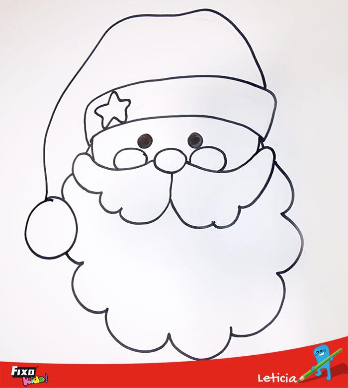 2 Ideas De Decoración Navideña Papá Noel Y Bota De Navidad Fixo Kids
