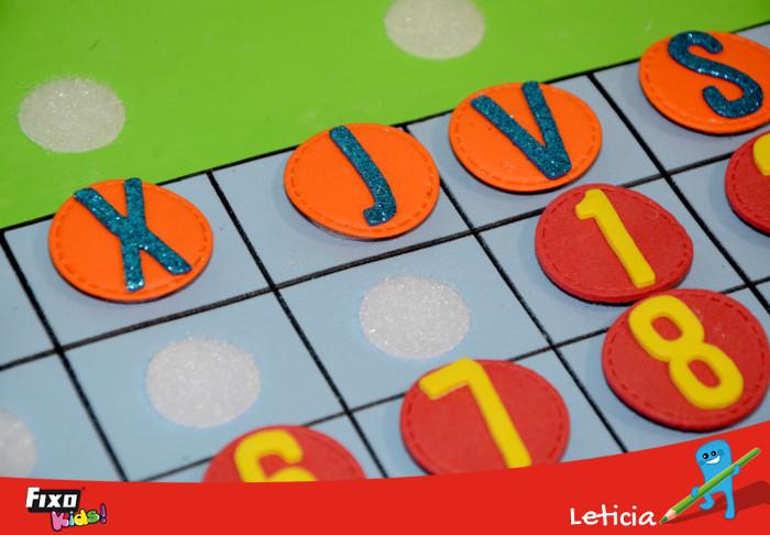 calendario diy para niños