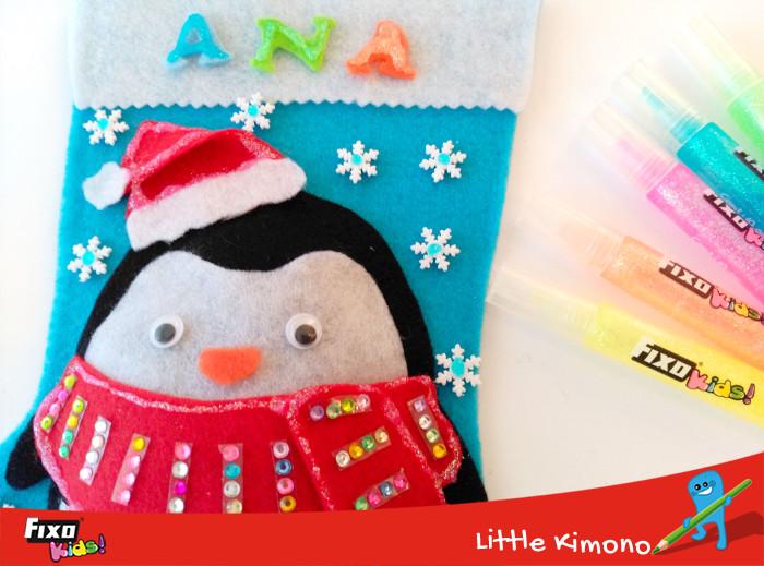 decorar manualidades con glitter glue