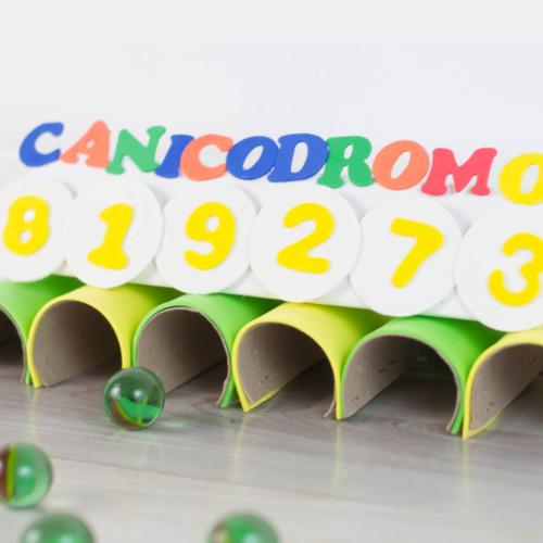 juegos caseros canicodromo