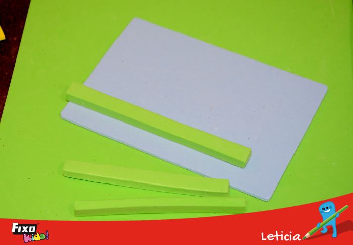piezas para bolsillo de foam