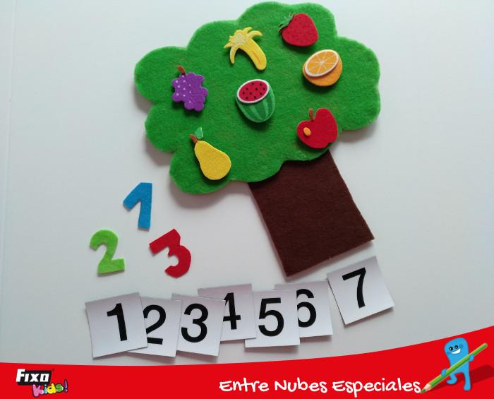 número para jugar y desarrollar el razonamiento lógico matemático