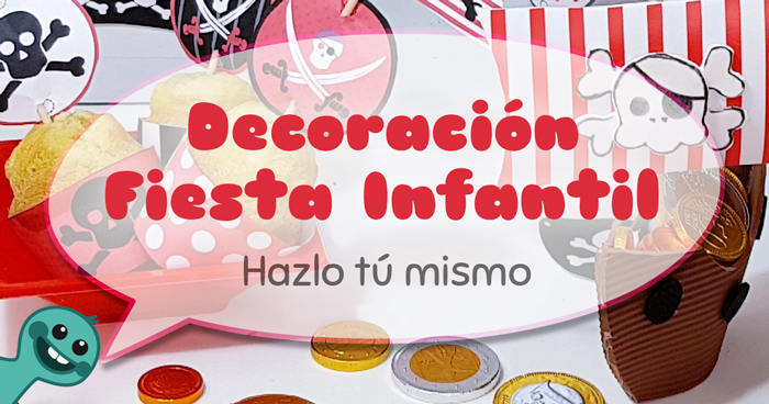 3 Ideas Faciles Para Decorar Fiestas Infantiles Fixo Kids