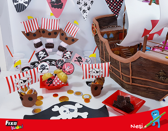 decoración para cumpleaños niños