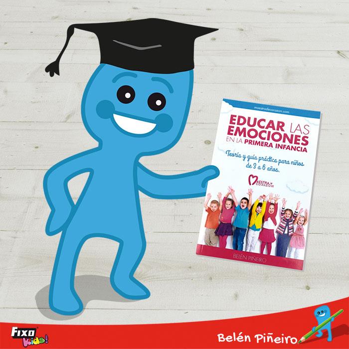 libros para maestros educación emocional