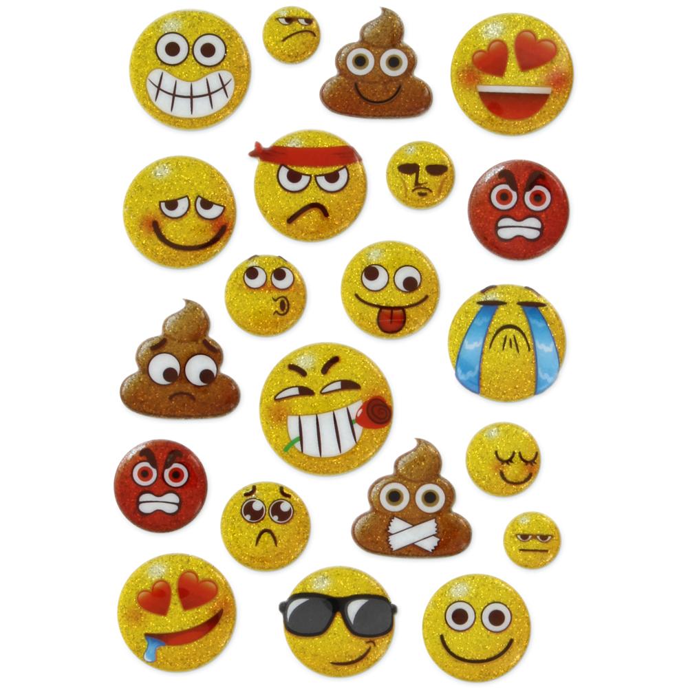 pegatinas emoticonos fixo kids