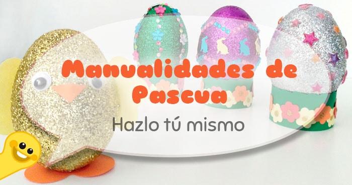 decoración de huevos para pascua