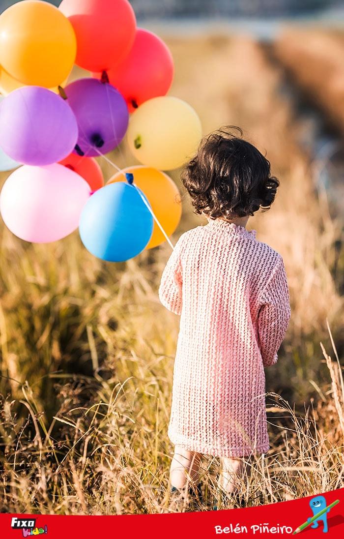 activiad para trabajar la pérdida con niños