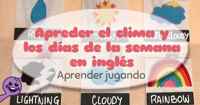 cómo aprender el clima