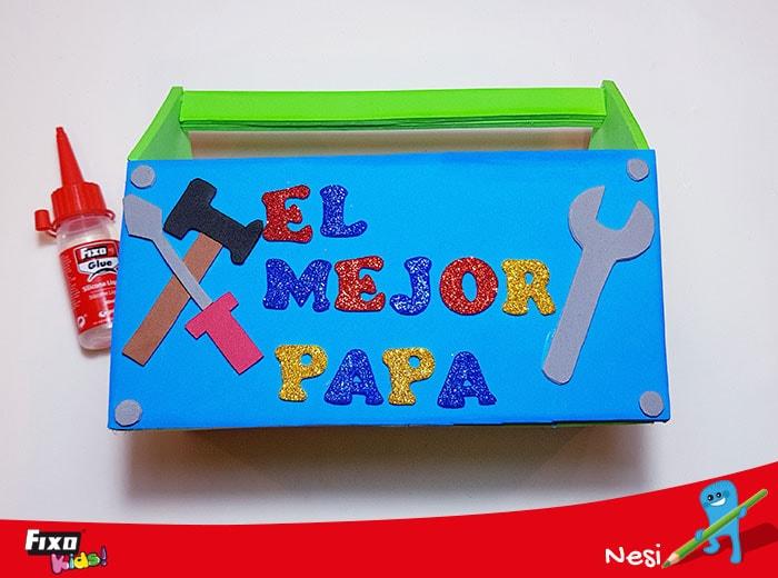 decorar-manualidades-infantiles con goma eva