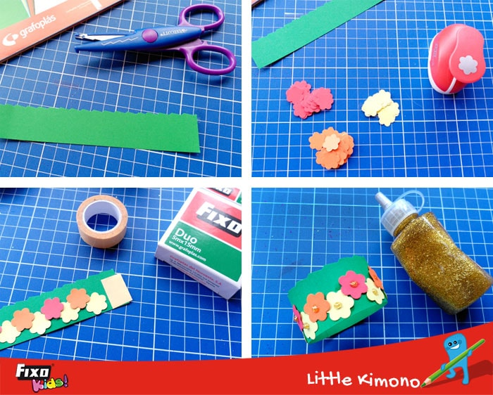 adhesivos brillantes manualidades infantiles de pascua