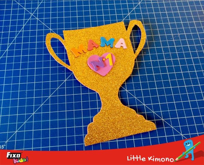 trofeo manualidad infantil-facil-de-hacer