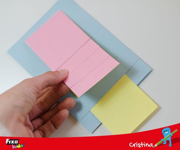 estructura de una tarjeta cascada