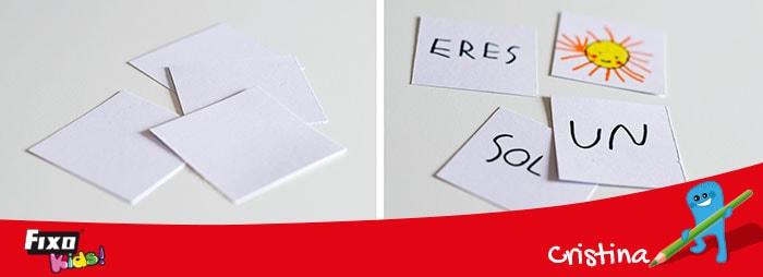 mensajes para tarjetas originales