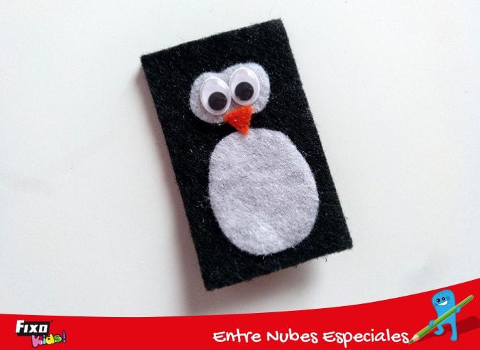pingÚino rectángulo