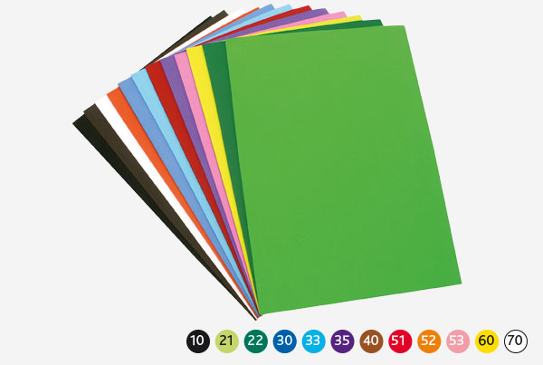 goma eva monocolor 40 x 50 5mm