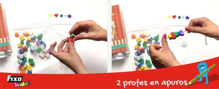 juegos para niños series figuras geométricas