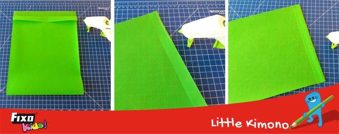 cómo hacer una bolsa sin coser