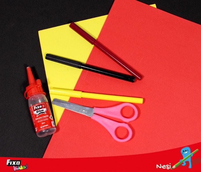 materiales para hacer manualidades infantiles
