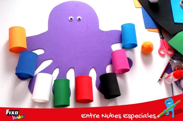 juego para enseñar los colores a los niños
