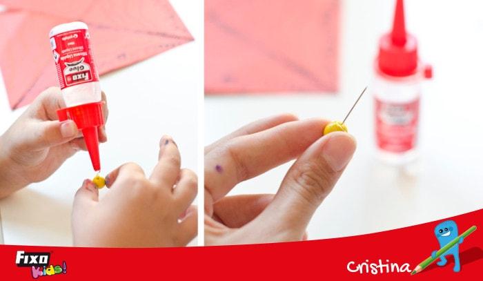 cómo hacer un molinillo de papel