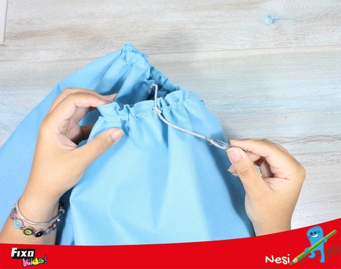 como hacer una falda sin coser