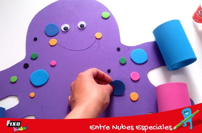 como decorar un juguete casero para niños