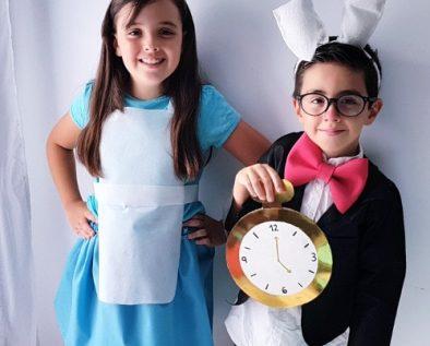 disfraces fáciles para niños