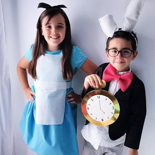 2 Divertidos Disfraces Para Niños Sin Coser Día Del Cosplay Fixo Kids