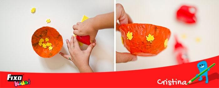 cómo decorar con troqueladoras de formas fixo kids