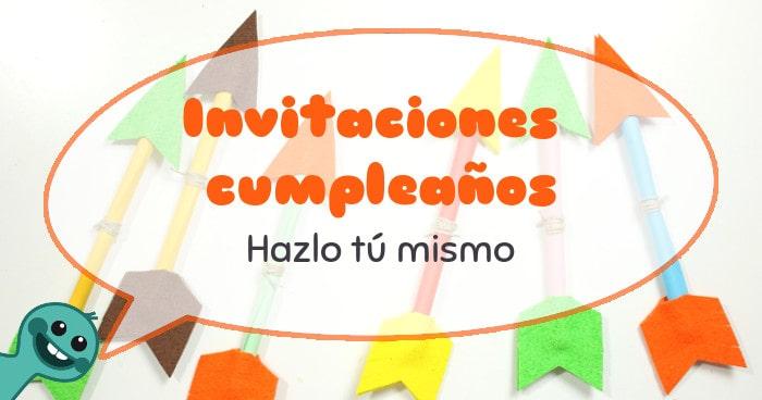 cómo hacer invitaciones para cumpleaños originales