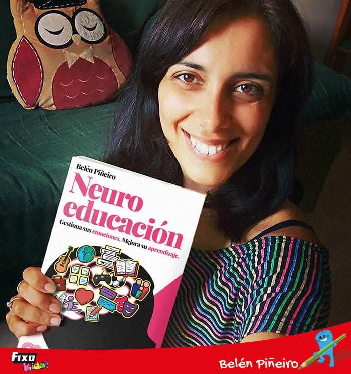 libro de belen piñeiro sobre neuroeducacion