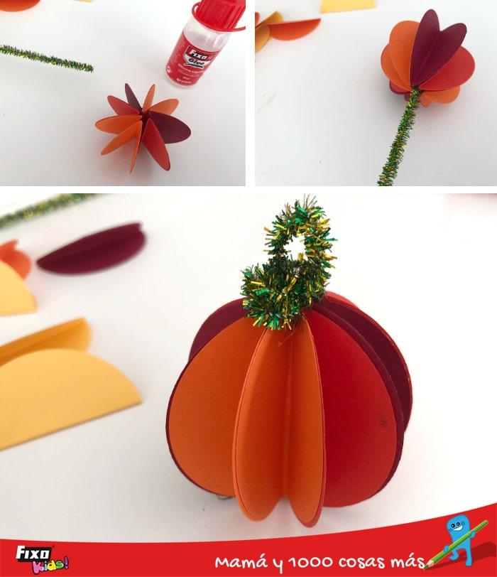 limpiapipas de colores fixo para colgar elementos en guirnalda