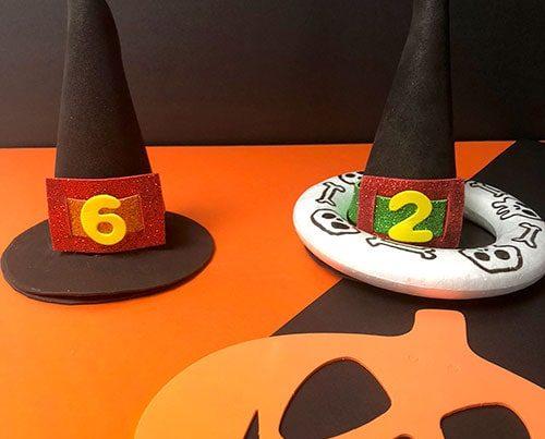 sombreros matemáticos actividad para aprender jugando