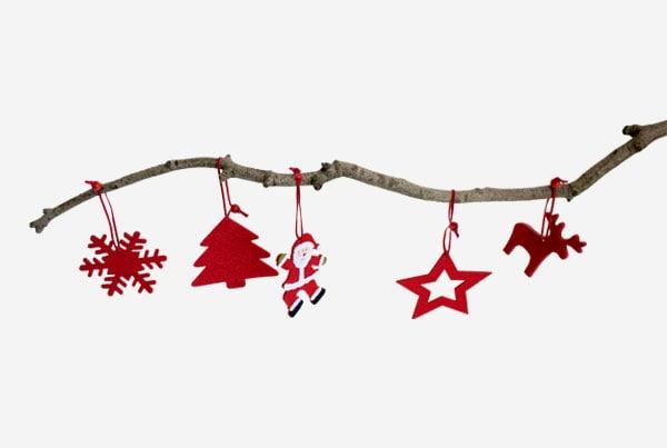 figuras de fieltro navidad referencia: 00040499
