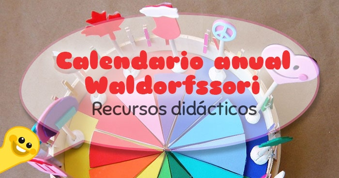 calendario anual waldorf montessori