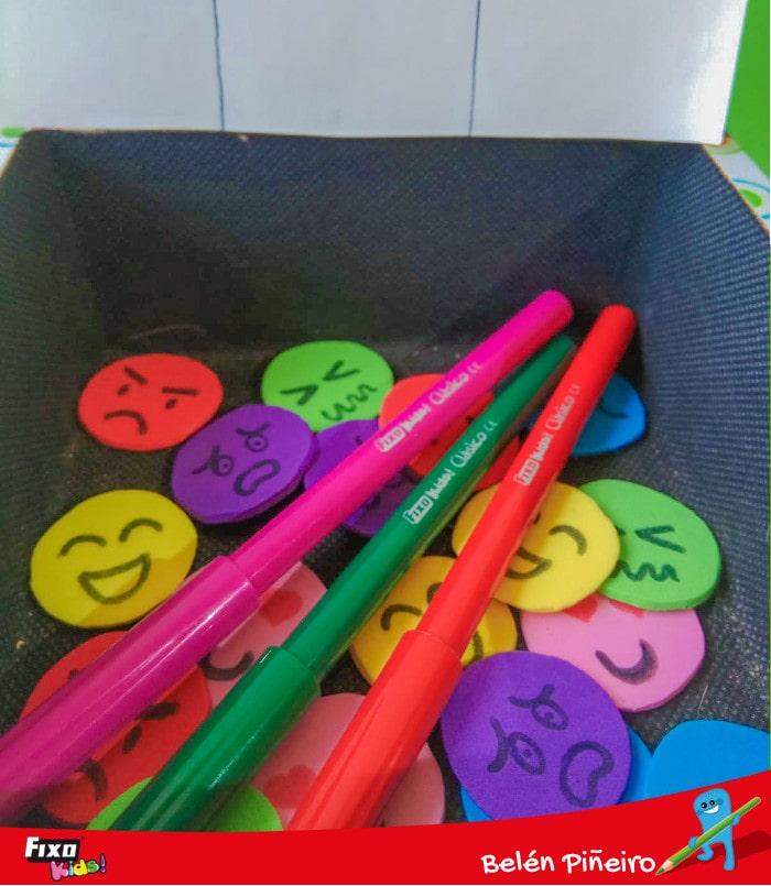 actividades para trrabajar la emoción en el aula