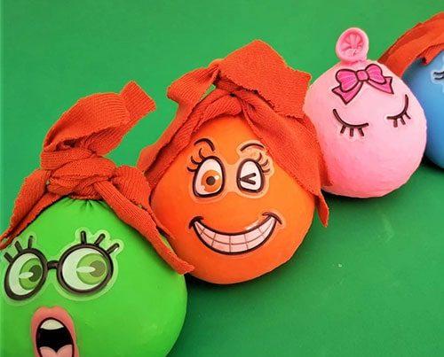 globos antiestres