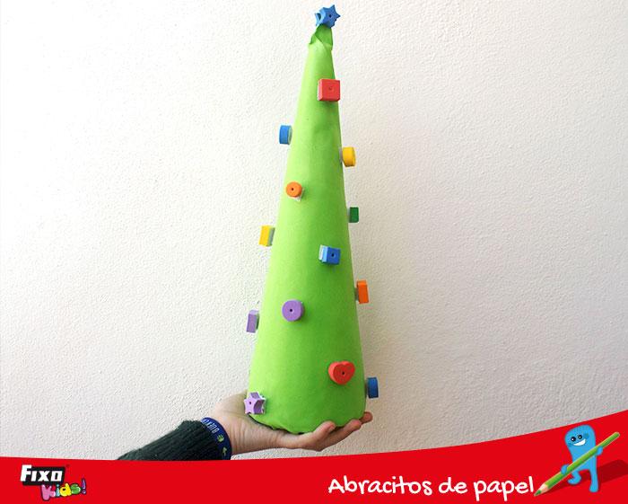 árbol navidad didactico diy