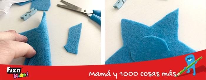 cómo hacer servilleteros de fieltro para servilletas de papel
