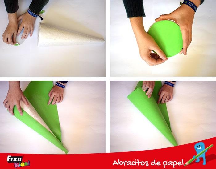cómo usar foam adhesivo