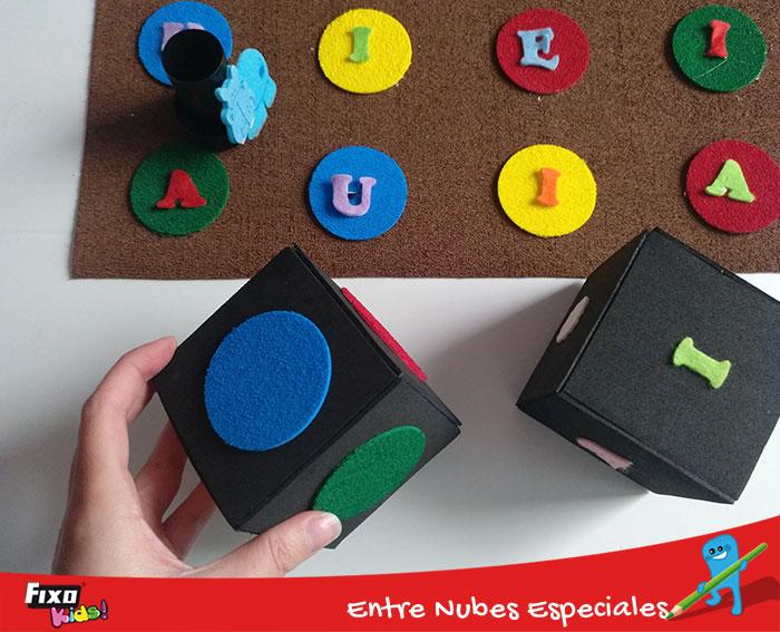 juego de niños aprender los colores